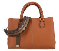 Handtasche braun / cognac