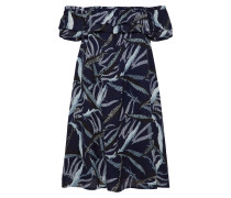 Sommerkleid 'Naba' blau / mischfarben