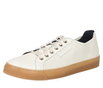 Sneaker 'Bowl' weiß