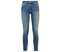 Jeans ' Adriana Ankle ' blue denim