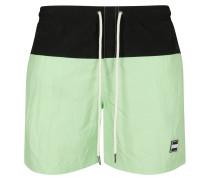 Shorts mint / schwarz