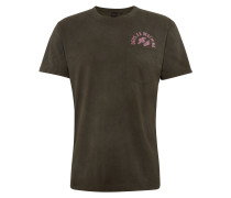 T-Shirt 'Sunbleached Postmodern Tee'