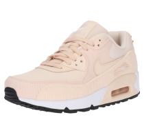 Sneaker 'Air Max 90 Lea' puder