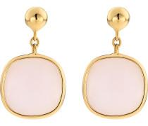 Ohrhänger gold / rosa