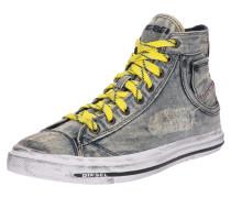 Sneaker 'exposure I' graumeliert