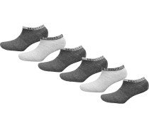 Socken hellgrau / dunkelgrau