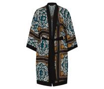 Kimono 'nali' gelb / schwarz