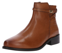 Stiefelette 'peppey' cognac