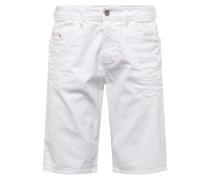 Shorts 'Thoshort' white denim