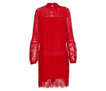 Kleid 'Primerose' rot