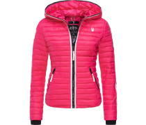 Steppjacke cranberry