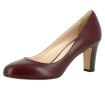 Pumps 'Bianca' bordeaux