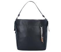 'Ava' Shopper Tasche 30 cm schwarz