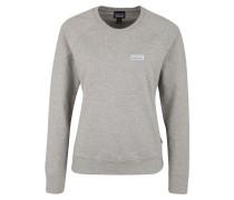 Sweatshirt 'Ahnya' graumeliert