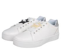Sneaker-Patch in Sternenform