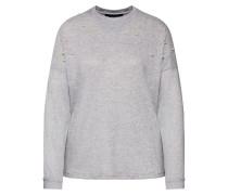 Sweatshirt 'vitus-Pearl' hellgrau