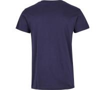 T-shirt 'Hey Ho' navy