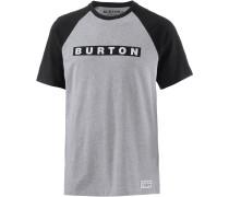 'vault' T-Shirt grau