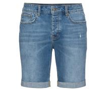 Hose 'BP Shorts MID Blue' blue denim