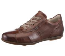Sneakers braun / rot