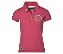 Polo Shirt 'tp52 Super Series' pink