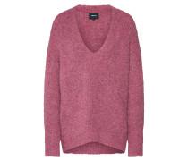 Pullover 'objchris L/s' pink