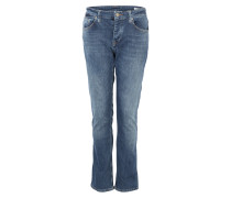 Straight Leg Jeans 'Dylan' blue denim