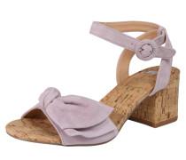 Sandale 'Milano' mauve