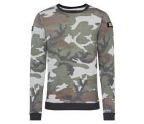 Sweater hellbraun / hellgrau / khaki