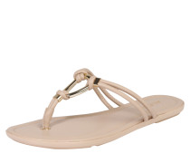 Sandale 'kederravia' naturweiß