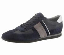 Sneaker »Hernas« beige / dunkelblau