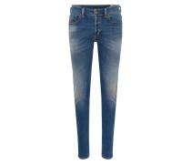Jeans 'sleenker-X' blue denim