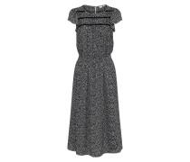 Kleid 'smock Middrs' schwarz