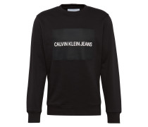 Sweatshirt 'institutional Rubber BOX CN'