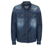 Hemd 'rohan' blue denim