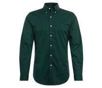Hemd dunkelgrün