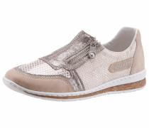 Sneaker rosé / silber