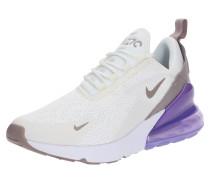 Sneaker 'Air Max 270' lila / weiß