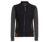 Jacke braun / graumeliert / schwarz