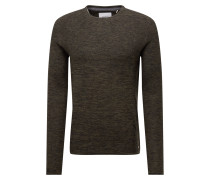 Pullover 'noos 2-tone cnk' khaki