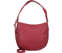 Schultertasche 'Madelyn' rot