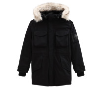 Parka 'Expedition' schwarz