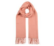 Langer Schal 'kial' rosa
