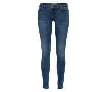 Skinny Fit Jeans 'Coral' blue denim