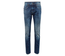 Jeans 'Zinc' blue denim