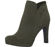 Ancle Boots oliv