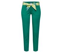 Hose 'Claudia Felicita' grün