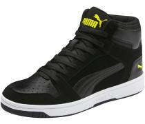 Sneakers 'Rebound Layup SD' limette / schwarz