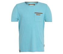 T-Shirt 'Suppenkasper Vii' blaumeliert