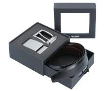 Geschenkbox 3tlg. schwarz